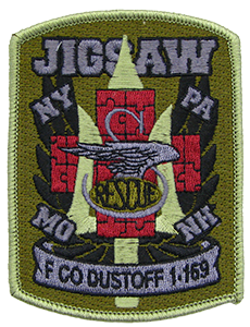 Custom Made Patches