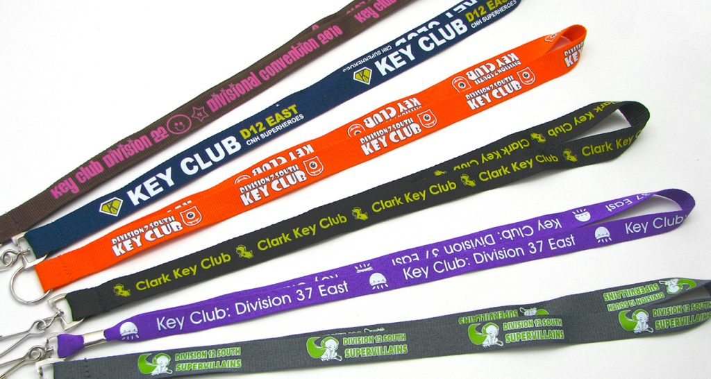 key club lanyards