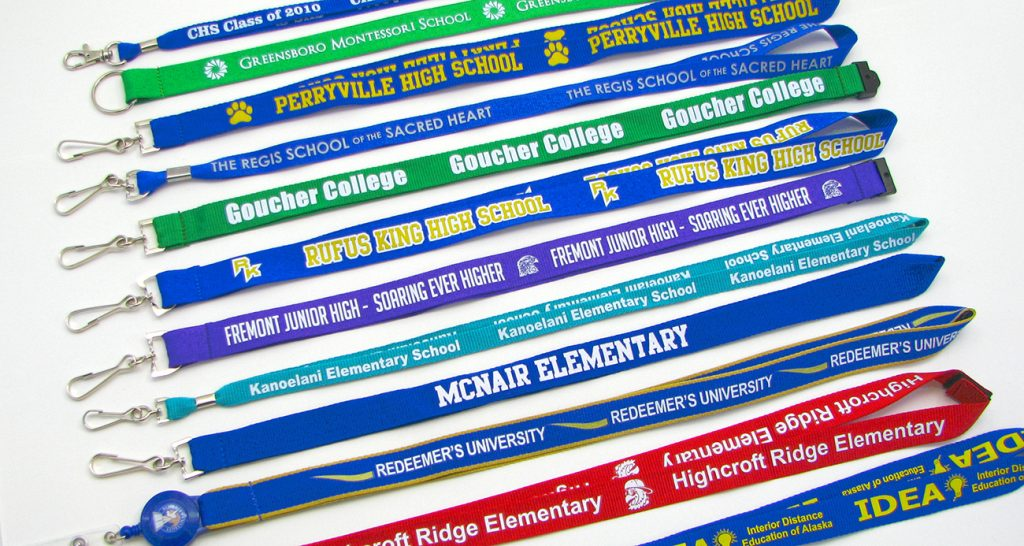 school lanyards